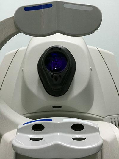Optical Coherance Tomography (OCT)